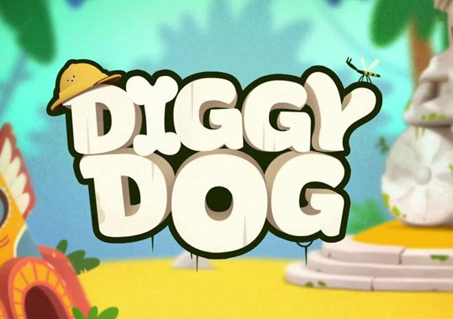 معرفی بازی: My Diggy Dog