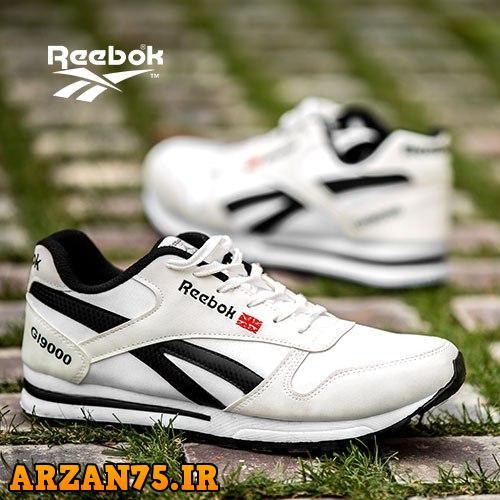 کفش مردانه Reebok سفید رنگ,کفش مردانه ریبوک,کفش جدید مردانه,کفش اسپرت مردانه