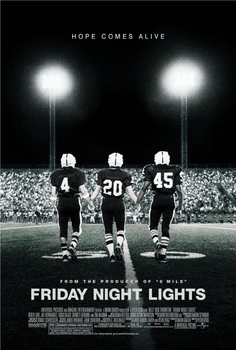 دانلود فیلم Friday Night Lights 2004 با زیرنویس فارسی