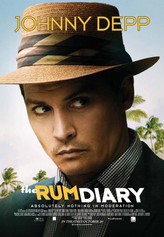 دانلود زیرنویس فارسی فیلم The Rum Diary 2011