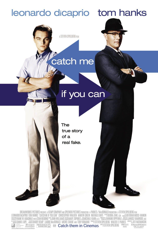 دانلود فیلم Catch Me If You Can 2002 دوبله فارسی
