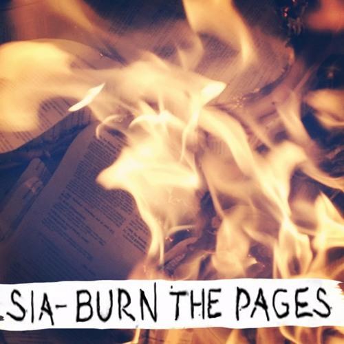 دانلود آهنگ Burn the Pages از Sia سیا | با پخش آنلاین