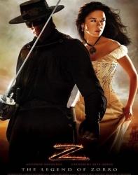 فیلم افسانه زورو The Legend of Zorro 2005