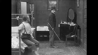 چارلی چاپلین - مخمصه عجیب میبل - 1914 - Mabel's Strange Predicament