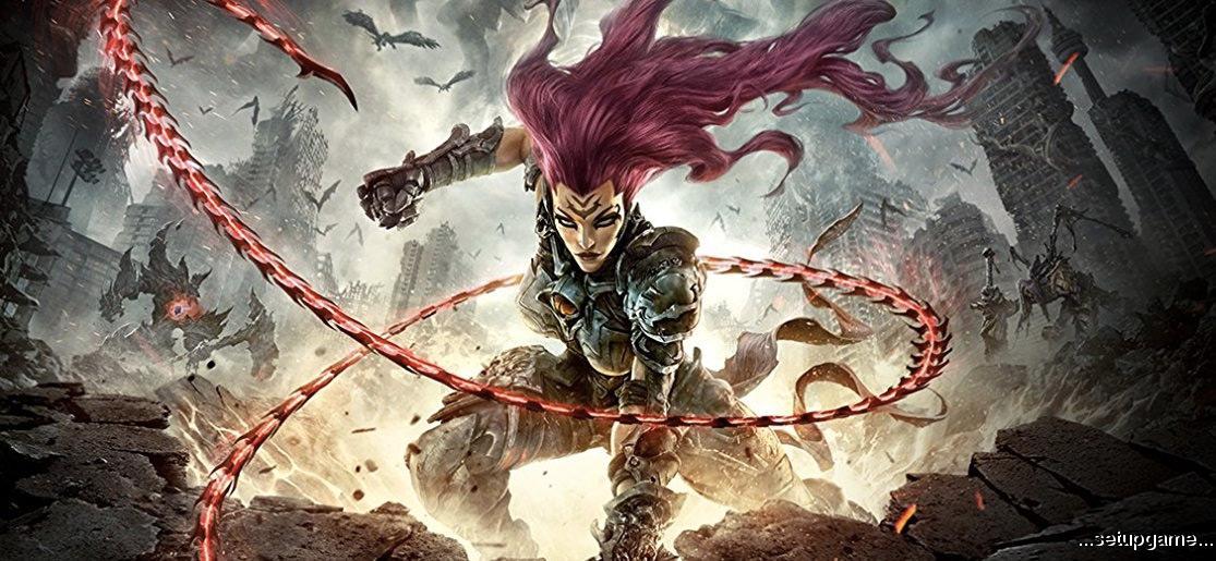 نقد و بررسی بازی Darksiders III