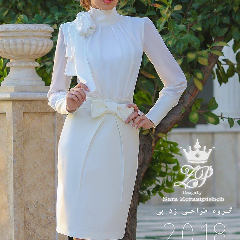 مدل لباس عروس جدید 3