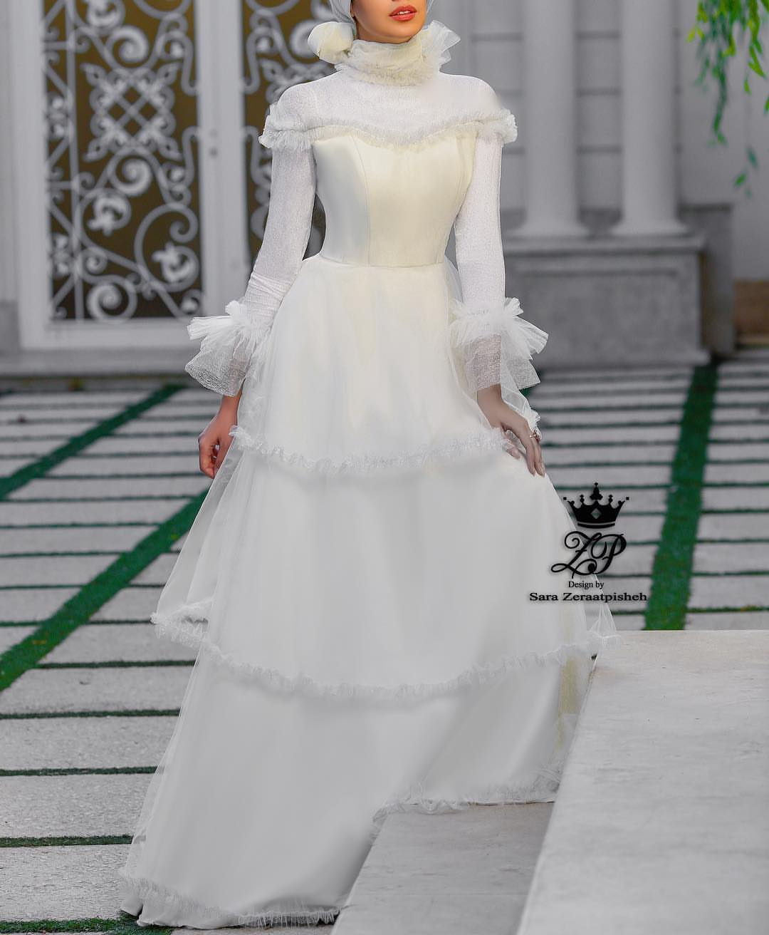 مدل لباس عروس جدید 1
