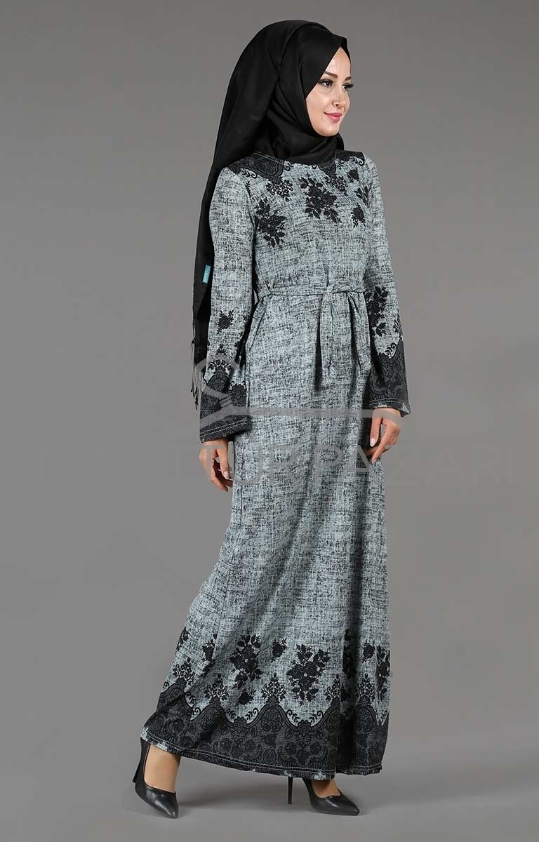 مدل لباس مجلسی گیپور پوشیده