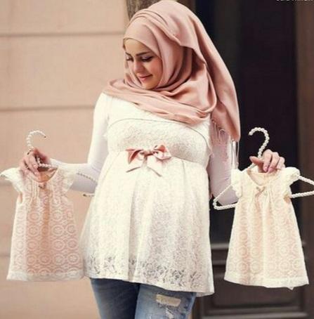 مدل لباس مجلسی حاملگی اینستاگرام