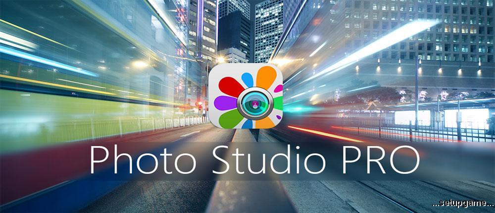 دانلود Photo Studio PRO 2.0.19.4 - برنامه عالی افکت گذاری و ویرایش عکس اندروید