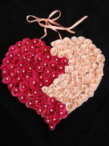 آموزش ساخت آویز قلبی