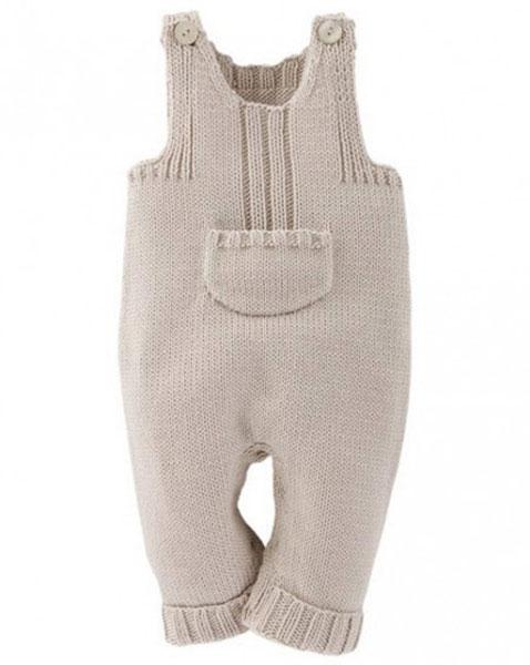انواع مدلهای لباس بافتنی نوزاد پسر - سرهمی بافتنی نوزادی
