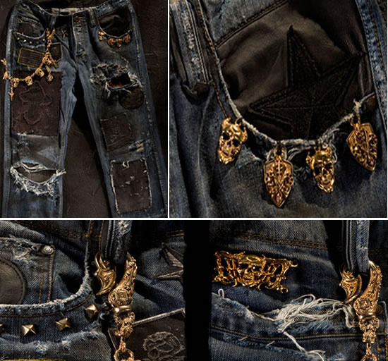 تاریخچه شلوار جین - شلوار جین - شلوار لی - پوشاک - شلوار