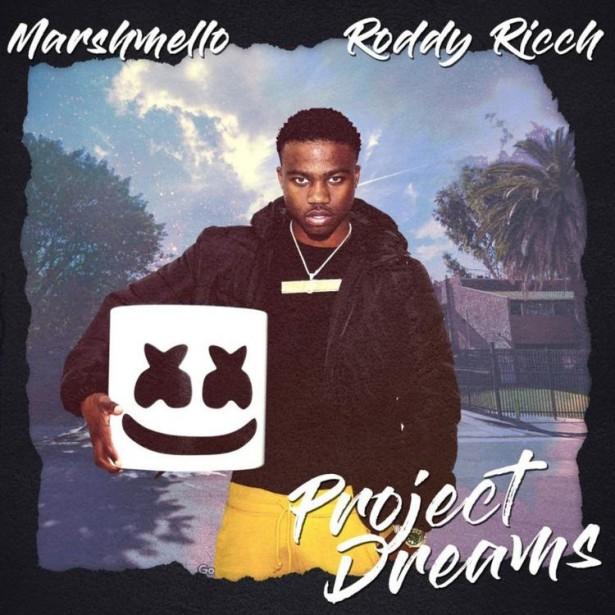 دانلود آهنگ Project Dreams از Marshmello و Roddy Ricch | با پخش آنلاين