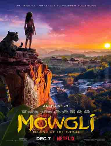 دانلود فیلم موگلی افسانه جنگل 2018 با کیفیت عالی