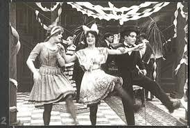 چارلی چاپلین - تانگو تانگل - 1914 - Tango Tangles