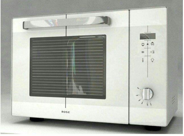 فر رومیزی گازی رزگاز ظرفیت 72 لیتری با جوجه گردان بدون نیاز به دودکش