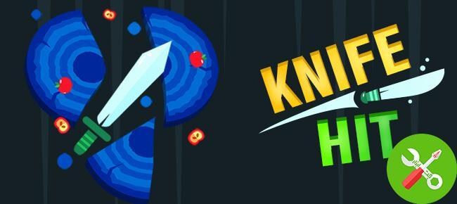 پروژه کامل یونیتی Knife Hit Unity Clone
