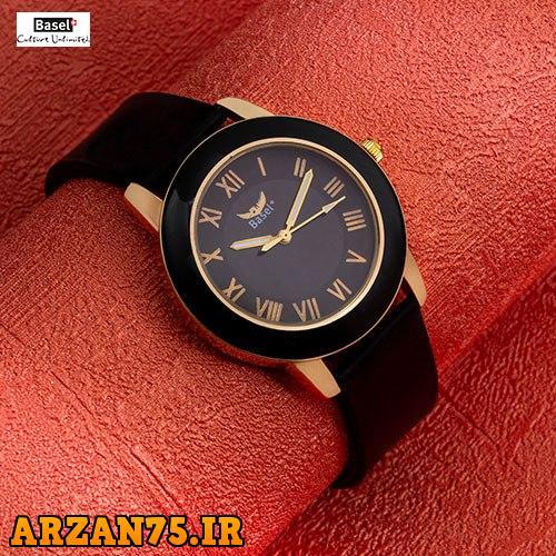 خرید ساعت مچی زنانه Basel رنگ مشکی