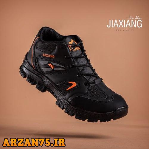 خرید کفش مردانه Jiaxiang رنگ مشکی