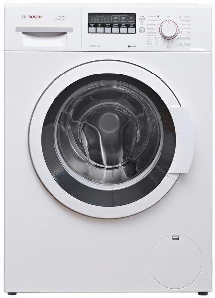 ماشین لباسشویی 7 کیلو 1200 دور بوش bosch اصلی فوق کم مصرف با نمایشگر دیجیتال 16 برنامه شستشو