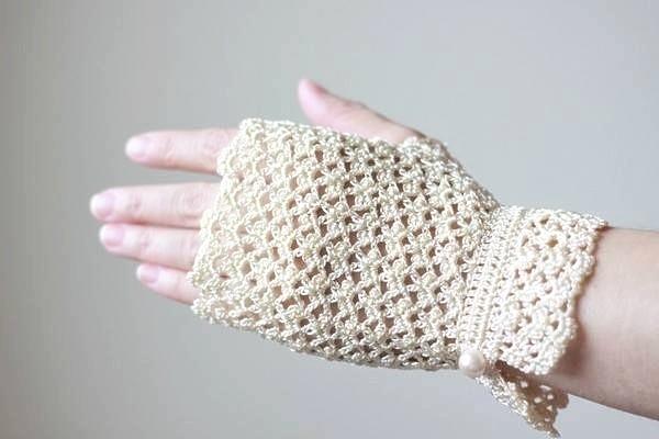 مدل دستکش بافتنی اسپرت