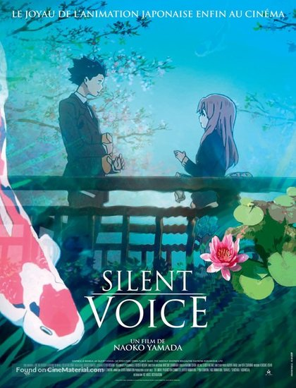دانلود انیمیشن صدای خاموش 2016 دوبله فارسی A Silent Voice