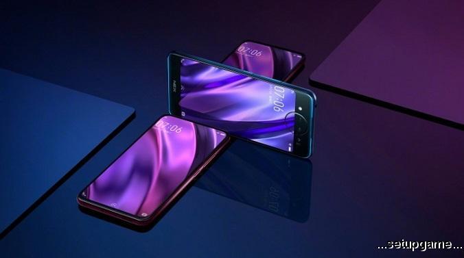 گوشی خلاقانه NEX Dual Display Edition بالأخره معرفی شد؛ دو نمایشگر و سه دوربین با 10 گیگابایت RAM