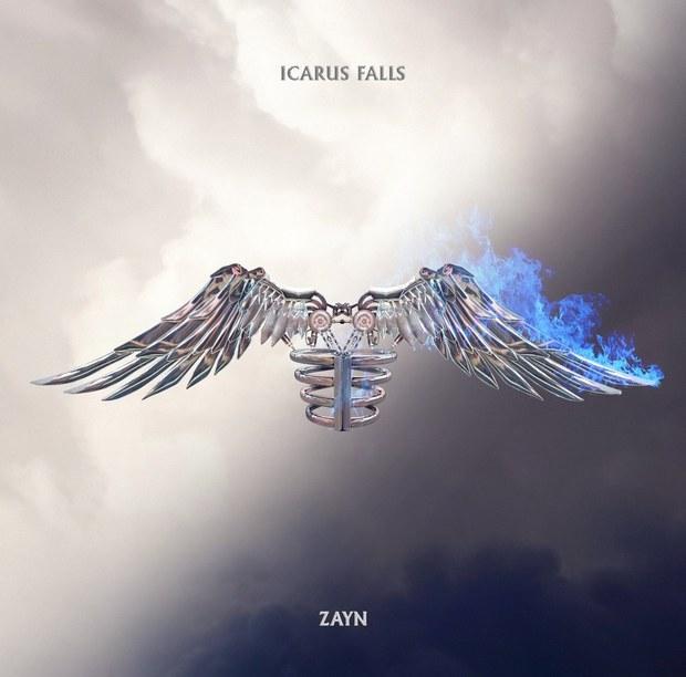 دانلود آلبوم Icarus Falls از زین مالک Zayn + با بهترین کیفیت + متن