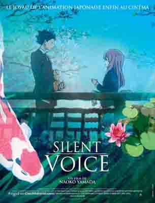 دانلود انیمیشن صدای خاموش 2016 با دوبله فارسی و کیفیت عالی