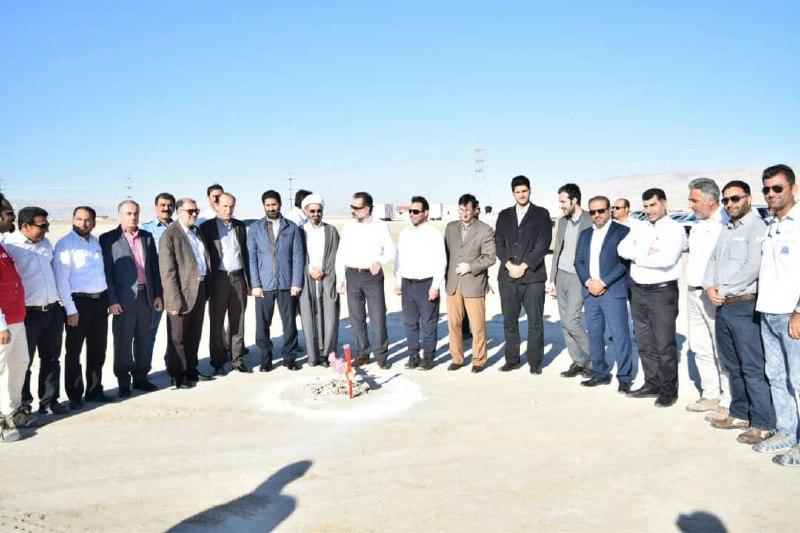 با سرمایه گذاری بخش خصوصی عملیات اجرایی احداث کترینگ منطقه ویژه اقتصادی لامرد آغاز شد