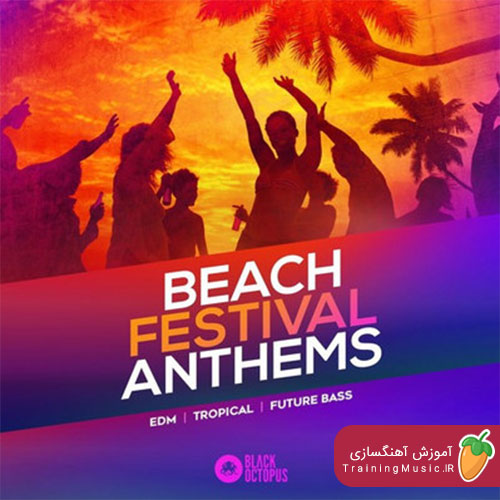 دانلود پکیج لوپ و سمپل Black Octopus Sound – Beach Festival Anthems MIDI, WAV