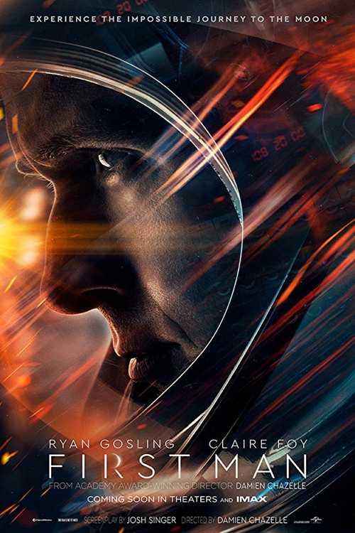 دانلود فیلم First Man 2018 با لینک مستقیم و رایگان