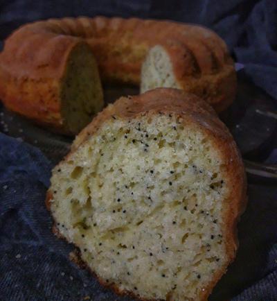 طرز تهیه کیک خرفه زعفرانی