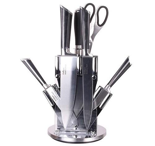 فروش ست چاقوی آشپزخانه 8 پارچه یونیک مدل 5544