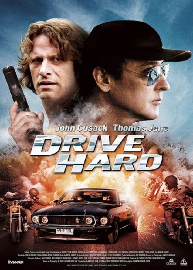 دانلود فیلم Drive Hard 2014