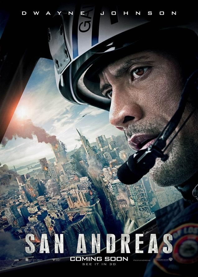 دانلود فیلم San Andreas 2015
