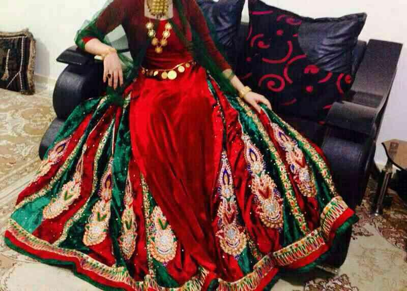 لباس محلی قوم های ایرانی