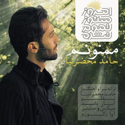 نسخه بیکلام آهنگ ممنونم از حامد محضرنیا