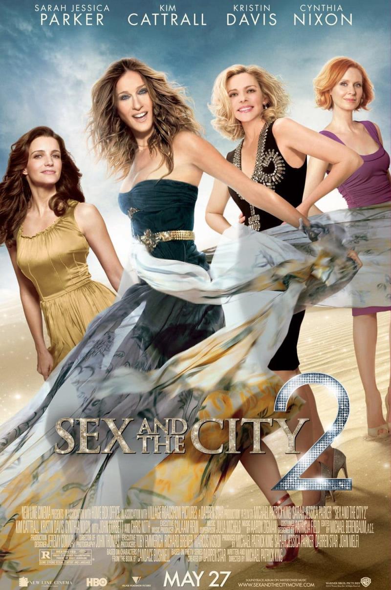 دانلود فیلم S!e!x and the City 2 2010 با زیرنویس فارسی