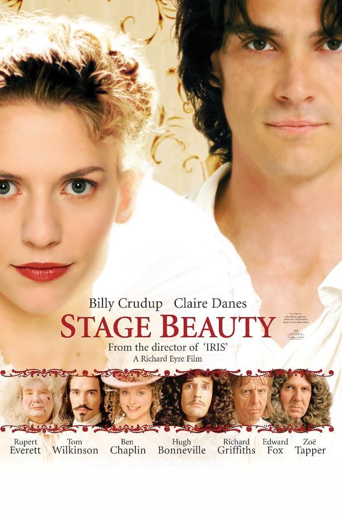 دانلود فیلم Stage Beauty 2004 با زیرنویس فارسی