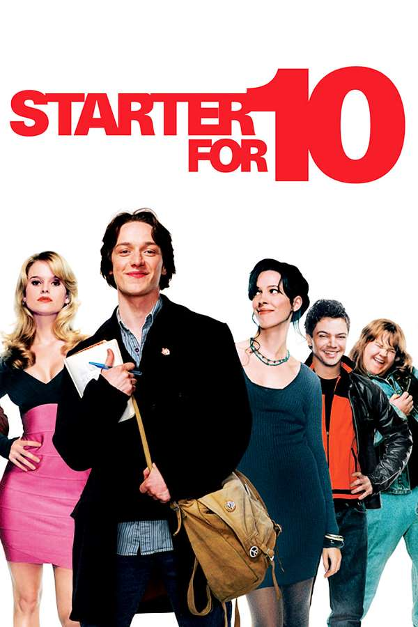 دانلود فیلم Starter for 10 2006 با زیرنویس فارسی