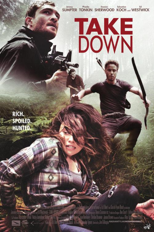 دانلود فیلم The Take Down 2017