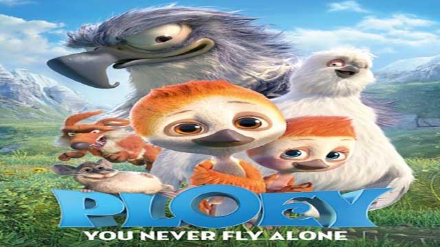انیمیشن پلوی: هرگز تنها پرواز نکن دوبله-Ploey: You Never Fly Alone 2018
