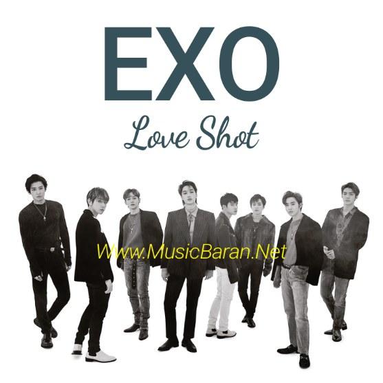دانلود آهنگ Love Shot از اکسو Exo | با کیفیت عالی 320 و پخش آنلاین