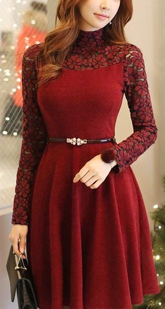 مدل لباس کوتاه شیک دخترانه