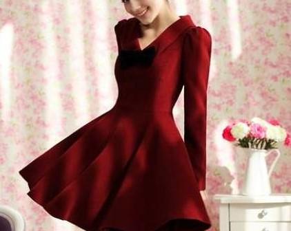 مدل لباس دخترانه برای شب یلدا
