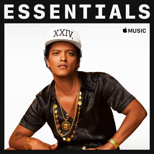 دانلود آلبوم Essentials از Bruno Mars | با کیفیت عالی