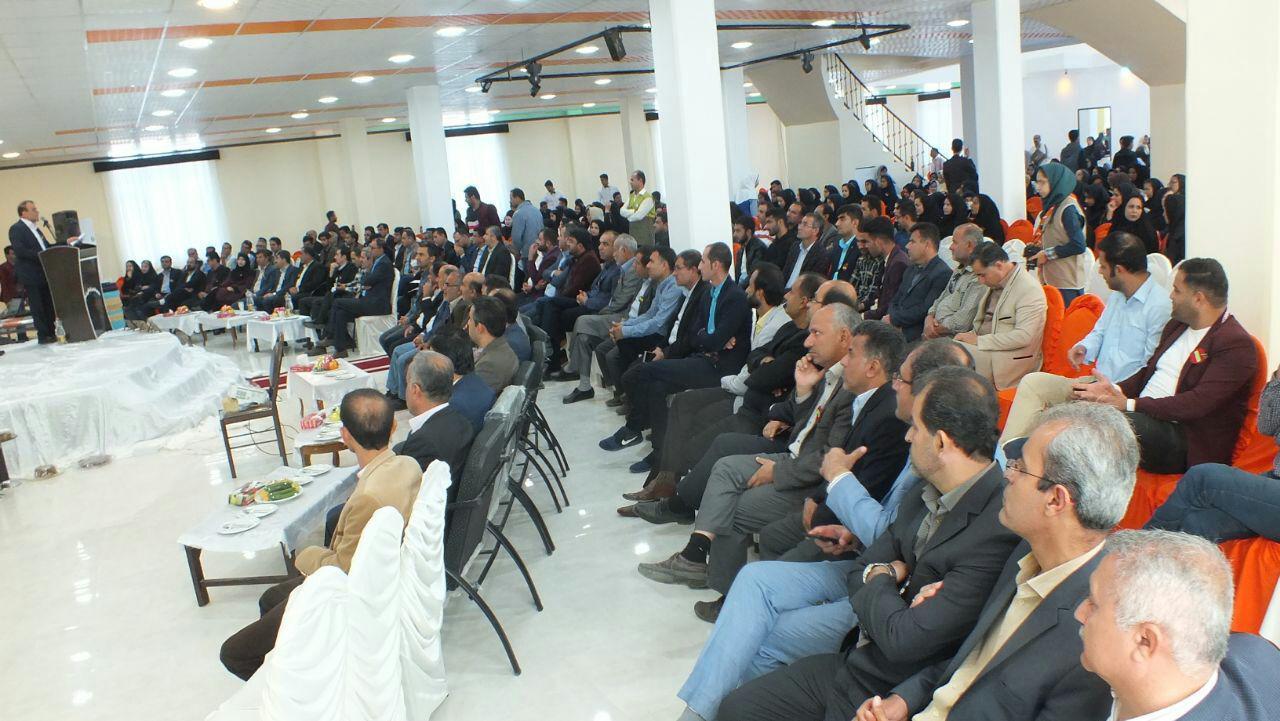 برگزاری دومین همایش بسیج ملی تغذیه سالم در گله دار