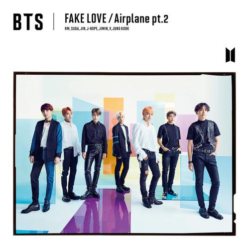 دانلود آهنگ FAKE LOVE (Japanese ver.) از BTS | با کیفیت عالی